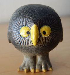 Wise OWL   LISA LARSON  GUSTAVSBERG