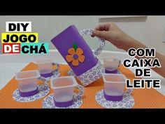 CAFETEIRA DE PAPELÃO ♥ COZINHA DE BRINQUEDO DIY | Amelia Requintada - YouTube