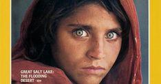 Paquistão vai deportar mulher afegã capa da National Geographic