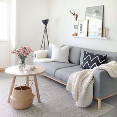 The living room of @with_designs