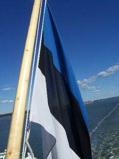<3 Estonia Flag