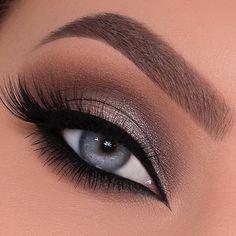 Bridal Eye Makeup, Wedding Makeup For Brown Eyes, Kiss Makeup, Beauty Makeup, Face Makeup, Glitter Eyeshadow, Eyeshadow Makeup, Casual Makeup, Everyday Makeup Routine
