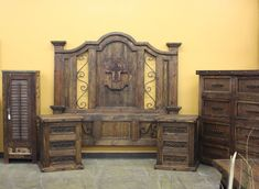 Rustic Bedroom Set