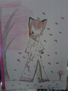 Miss.Fox ou Senhora Raposa ela é uma das criaturas que criei, ela é a senhora das almas gosta de carne humana e é, tanto do bem como do mal e pode fazer todos os tipo de pactos com uma condição de a ela metade de sua alma e seu, pedido sera feito.
