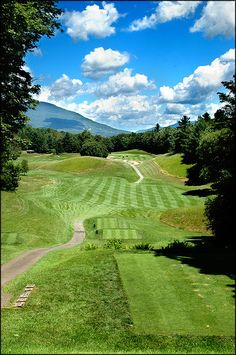Ecwanok golf course in Vermont