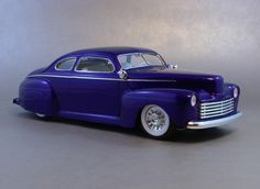 By:Rod  48 Ford coupe
