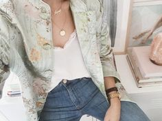 denim style | casual | vintage