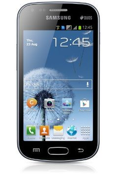 Samsung Galaxy S Duos S7562 Smartphone con Display Touchscreen da 10,2 cm (4 Pollici), Cortex A5, 1 GHz, 768MB RAM, Fotocamera 5 Megapixel, Android 4.0, Colore Nero [Importato da Germania], http://www.amazon.it/dp/B00ARJUA0Y/ref=cm_sw_r_pi_awd_0BPbsb13PMA1A