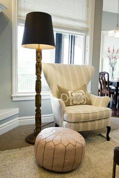 Francis Residence - traditional - family room - salt lake city - Alice Lane Home Collection