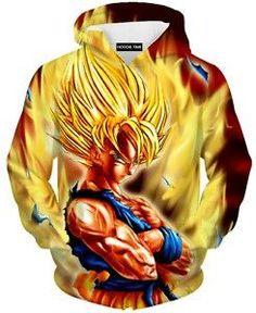 Dragonball Z Son Goku Clothing Hooded Sweatshirt Cosplay Hoodie Cotton Blend GUI