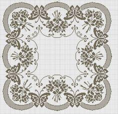 σχέδια με λουλούδια και πεταλούδες για κέντημα  πηγή / source  πηγή/ source πηγή / source  πηγ...
