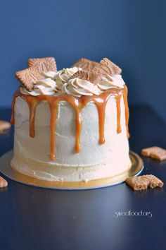layer cake speculoos