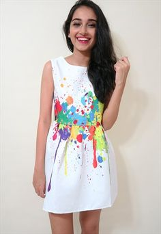 db069fe9d15 140 Best paint splash clothes images