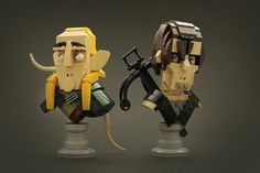 """""""The Fellowship of the Dead"""" by Legohaulic: Pimped from Flickr"""