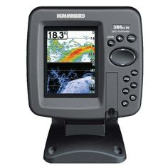 Humminbird 4090501  386Ci DI Combo Down Imaging with DualBeam Color Fishfinder and GPS -- Click image to review more details.