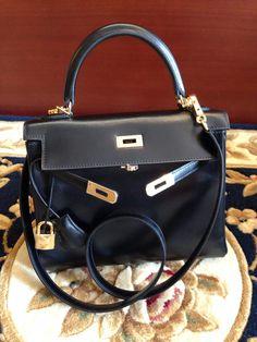 croc handbags cheap - Hermes Vermillion 25cm Lipstick Red Togo Mini Kelly Bag Palladium ...