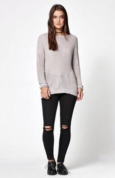 Thriller Pullover Sweater