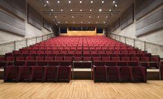 Centro para el Arte Británica de la Universidad de Yale, New Haven, CT - estructura original: Louis Kahn; remodelación: Knight Architecture - foto: Richard Caspole