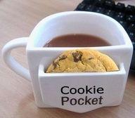 Omdat koffie niet zonder een koekje gaat!