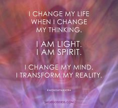 Bring magic to Monday! Empower yourself and your community with soul-shifting mantras that inspire, uplift, and motivate. Wisdom Quotes, Quotes To Live By, Me Quotes, Positive Words, Positive Thoughts, Positive Mantras, Goddess Quotes, A Course In Miracles, Daily Affirmations