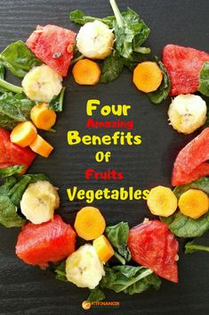 We are a fast food nation and getting enough fruits and vegetables can be a challenging task. Eating more fruits and vegetables, this can help lower blood pressure, reduce the risk of heart disease, and maybe even reduce the risk of cancer. Health And Fitness Tips, Nutrition Tips, Healthy Nutrition, Weight Loss Smoothies, Healthy Smoothies, Whole Food Recipes, Healthy Recipes, Healthy Foods, Fruit Benefits