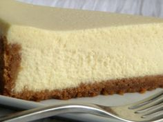 Want to try this - world's best cheesecake. REVIEW: disgusting. My husband is taking it to work to get rid of it. I begged him not to tell anybody who made it...the crust was surprisingly good
