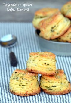 How To Make Bread, Food To Make, Baby Food Recipes, Cooking Recipes, Romanian Food, Just Bake, Salty Snacks, Spinach Recipes, Pastry And Bakery