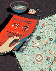 Science Society of China on Behance