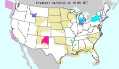 National Oceanic and Atmospheric Administration's - National Weather Service - http://www.weather.gov/