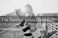 :) forever
