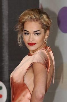 Rita Ora 2013 Brit Awards