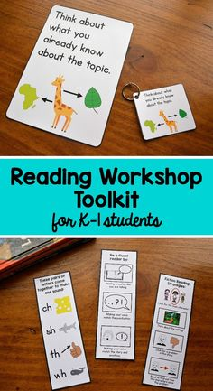 Reading strategy posters, strategy cards, bookmarks, and more to make decoding… Reading Fluency Activities, Reading Strategies Posters, Decoding Strategies, Reading Comprehension Strategies, Kindergarten Reading, Reading Help, Guided Reading, Teaching Writing, Teaching Ideas