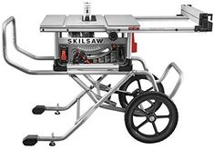 SKILSAW 10 in. Heavy Duty Worm Drive Table Saw. SKILSAW Heavy Duty Worm Drive Table Saw. Legendary worm drive gearing with in. depth of cut and in. rip capacity for maximum torque for ripping applications and cuts through for increased productivity. Best Portable Table Saw, Best Table Saw, Table Saw Stand, A Table, Table Saw Reviews, Table Saw Jigs, Stand And Deliver, Jigsaw Table, Worm Drive