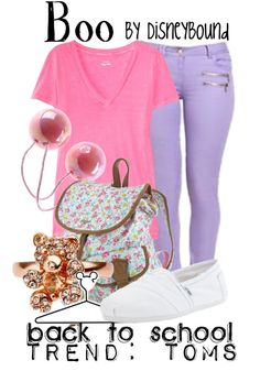 """Boo"" by lalakay ❤ liked on Polyvore"