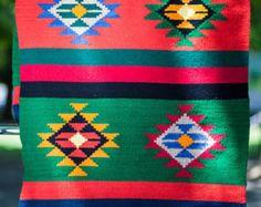 Tapis en laine tissé à  la main en Bulgarie