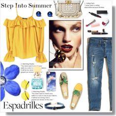 Step into Summer: Espadrilles