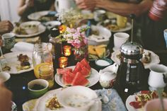 Cozy brunch by olivia / everyday musings, via Flickr
