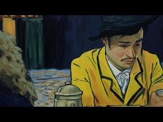 Oil-Painted Movie Revealed in 'Loving Vincent' Trailer - YouTube