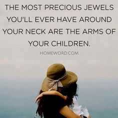 Parenting is not a hobby. It is what God called you for. #mothering #parentingquote #HomeWord