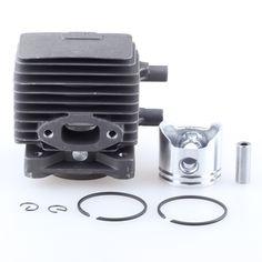 34mm Cylinder Piston Kit For STIHL FS75 FS80 FS85 FC75 FC85 FR85 KW85 Chainsaw #4137 020 1202