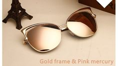 All Gold Sunglasses