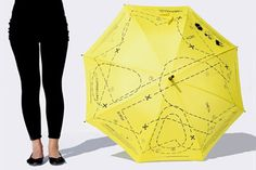 upcycle a broken umbrella into bike saddle cover? Saddle Cover, Yellow Pattern, Creative Gifts, Upcycle, Reuse Recycle, Recycling, Design Inspiration, Clothes, Umbrellas