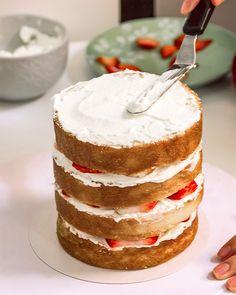 Nude Cake Fleuri  
