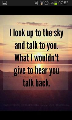 Miss you dad. Sad Love Quotes, Mom Quotes, Famous Quotes, Life Quotes, I Miss My Mom, I Miss You, Grieving Quotes, Found Out, Favorite Quotes