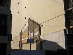 Ghost Architecture: Unconscious Art of Building Demolition