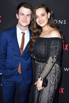 We Kinda Get Why Everyone Is Shipping Dylan Minnette and Katherine Langford