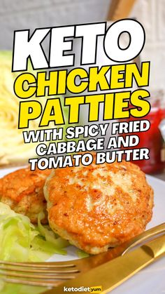 Ketogenic Recipes, Ketogenic Diet, Low Carb Recipes, Diet Recipes, Chicken Recipes, Healthy Recipes, Keto Foods, Keto Fried Chicken, Diet