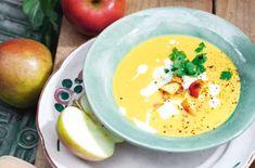 Süßkartoffel-Apfel-Suppe (S&K 09/2013) : das Rezeptportal von naturkost.de - bio, vollwertig, vegetarisch