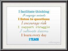 Why do you teach?