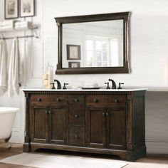 Legion Furniture WLF6036-60 Vanity – Inspired Baths